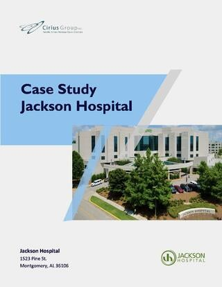 Cirius Group | Hospital case study
