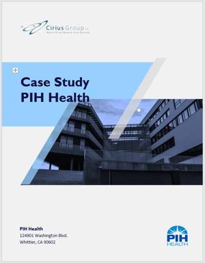 Cirius Group | PIH case study