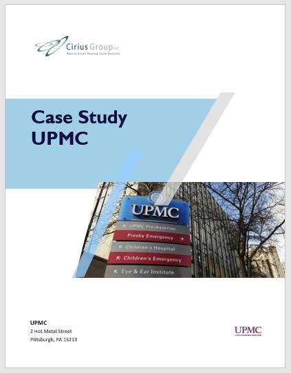 UPMC Case Study